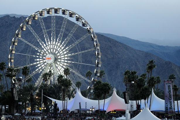 Coachella Valley Music And Arts Festival, Getty