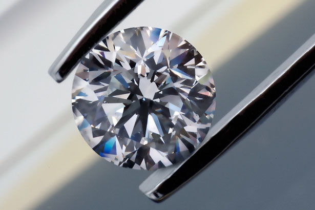 diamond close up