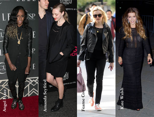 Get the Celeb Look: Dark Matter