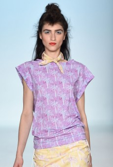 Top 5 Trends from Mercedes-Benz Fashion Week Australia Spring 2014