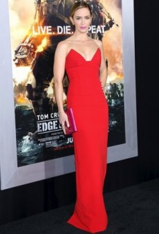 Emily Blunt Proves to Be a Triple Threat in This Week's Celebrity Best Dressed List