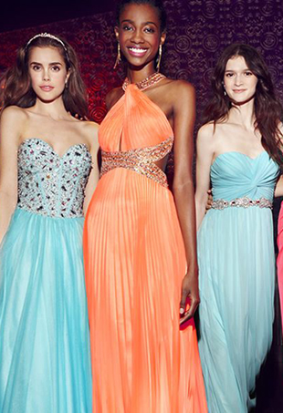 Canadian prom dresses