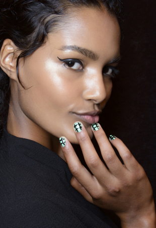 Tracy Reese Manicure Spring Summer 2014