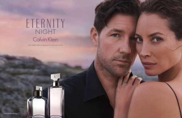 Calvin Klein Eternity Night Frafrance Christy & Ed
