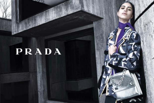 Prada Ad Campaign Fall Winter 2014 2015