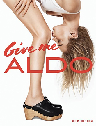 Terry Richardson Aldo Campaign