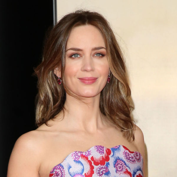 Emily Blunt at The Premiere of Edge of Tomorrow
