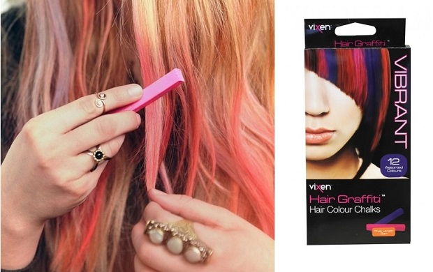 Hair chalk price attack
