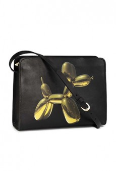 Jeff Koons Signs On for H&M's First-Ever Artist Collaboration
