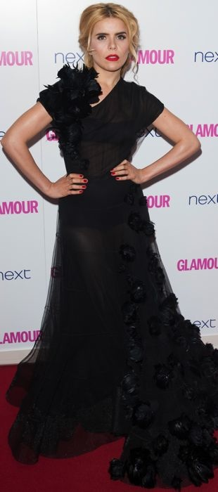 Paloma Faith in Nicholas Oakwell Couture at the Glamour Women of the Year 2014 Awards