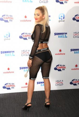 Rita Ora Summertime Ball 2014