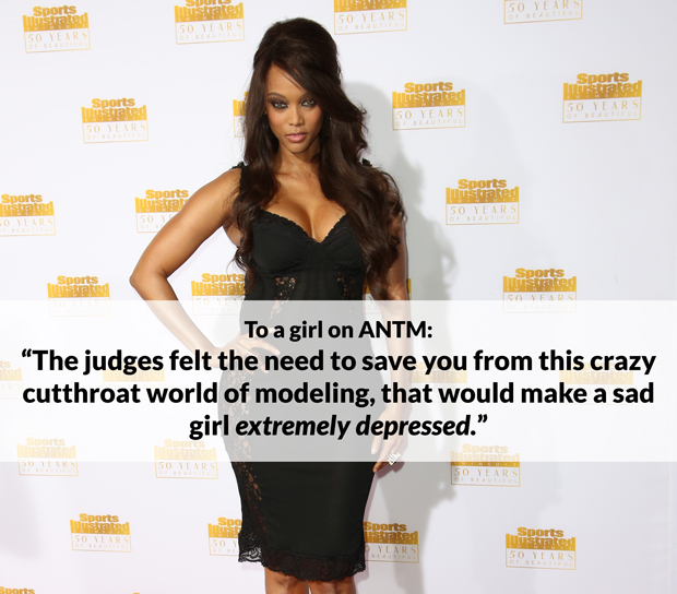 Tyra Banks Quotes: Tyra Banks' Best Quotes -theFashionSpot