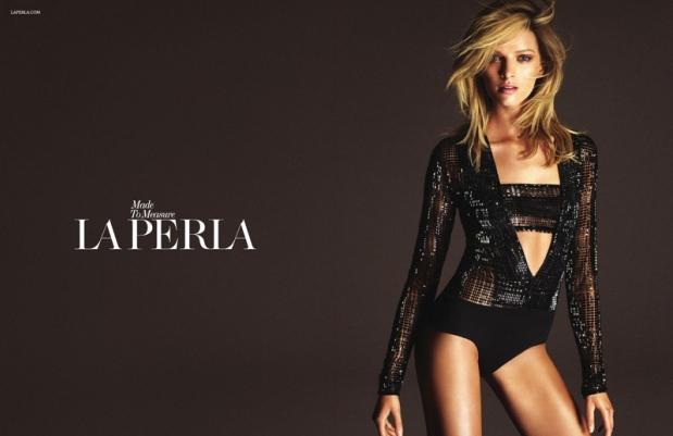 Ad Campaign La Perla Mert & Marcus