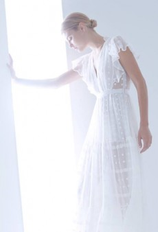 Lover Releases Third Bridal Chic 'White Magick' Collection