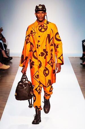 Moschino London Men's Fashion Week