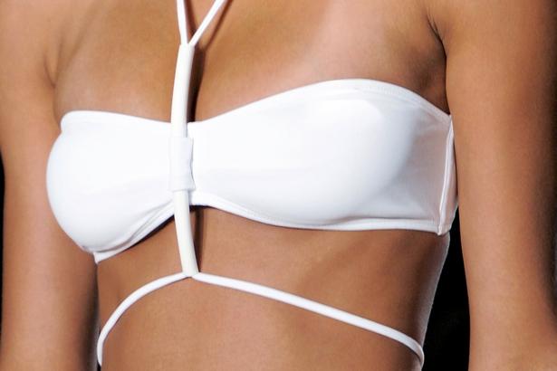 Cushnie et Ochs spring 2014 swimwear; image: imaxtree