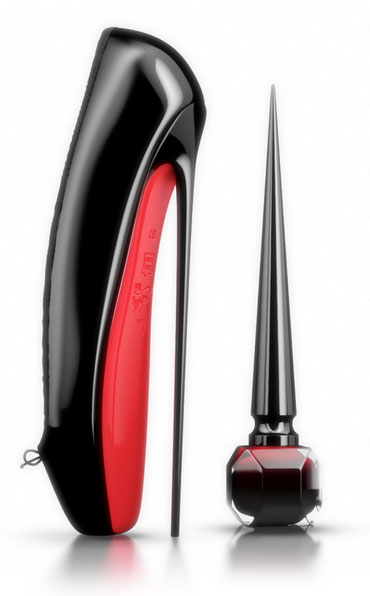 Christian Louboutin S New Nail Polish Is 50 A Bottle Thefashionspot