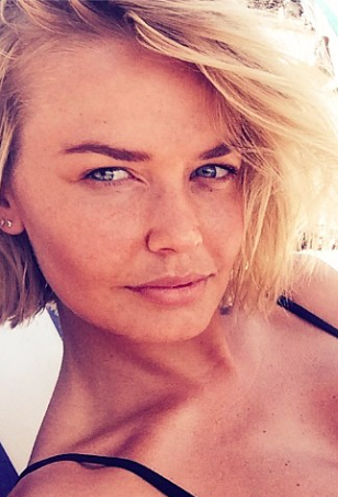 Lara Bingle The Base