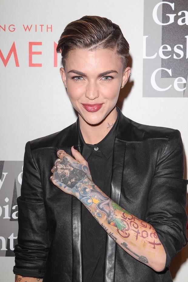 The Fashion Spot Tattooed Models