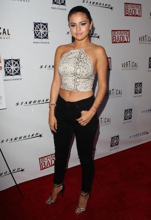 Selena Gomez Zimmermann Resort 2015