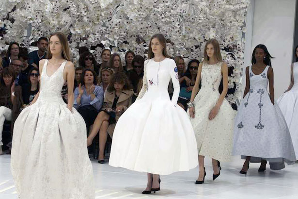 Christian Dior Fall 2014 Haute Couture Runway Review Thefashionspot