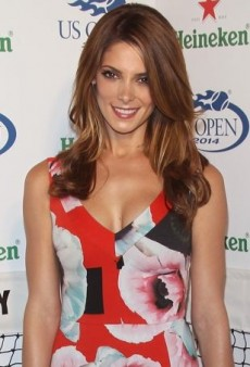 Ashley Greene Scores at the US Open Kick Off Party in Preen Line