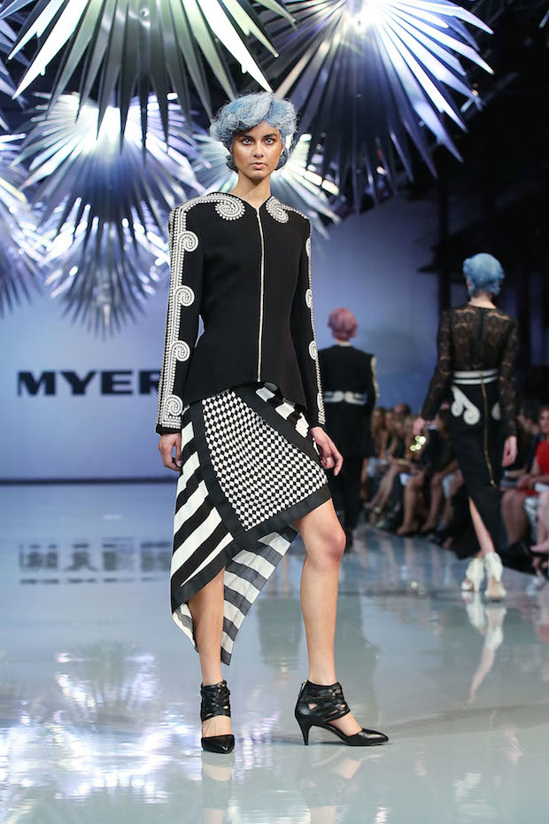 Sass and Bide Myer Spring Summer 2014