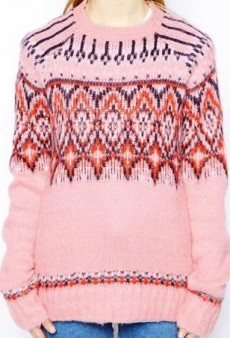 Aspen Chic: 19 Fair Isle and Argyle Sweaters Straight from the Fall Runways