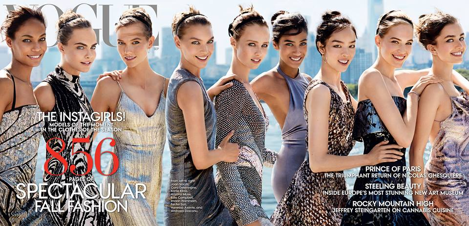 Image: Vogue/ Mario Testino Facebook