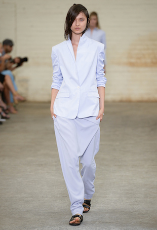 Dion Lee Slouchy Suiting