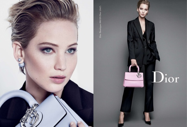 Christian Dior Ad Campaign Jennifer Lawrence