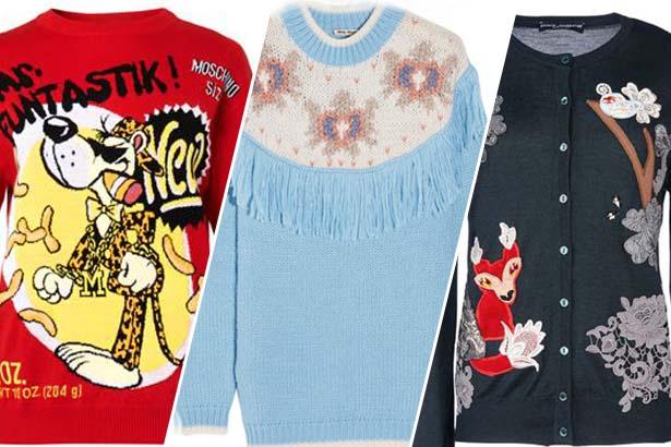 Moschino Fall 2014, Miu Miu Fall 2014, Dolce & Gabbana Fall 2014