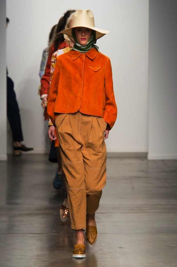 Buy 5 loved things nyfw spring day 2 pictures trends