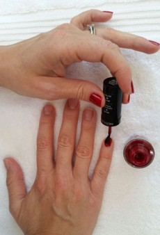 Get an At-Home Gel Manicure in Minutes