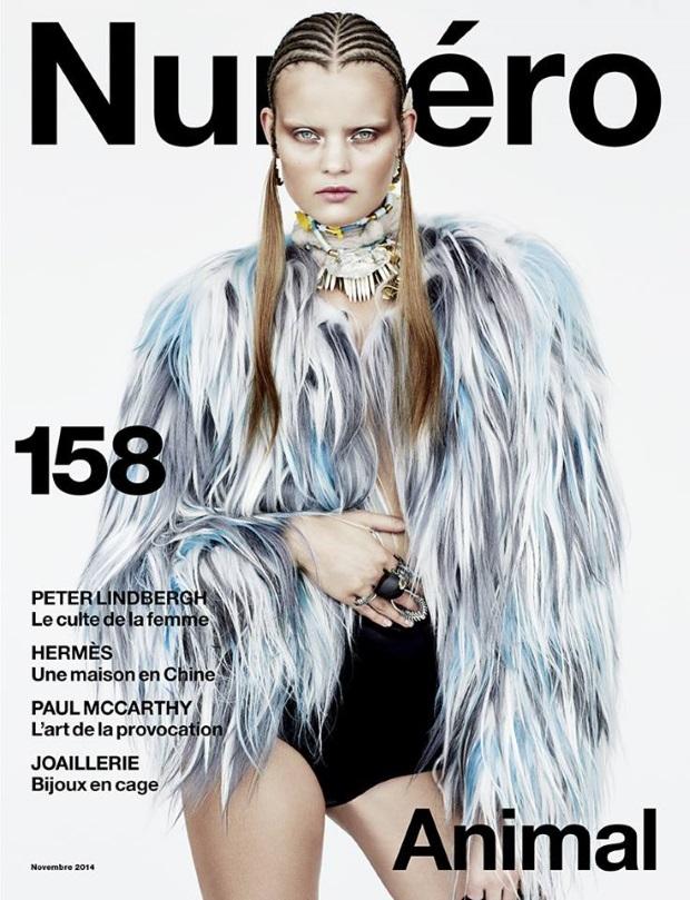 Numéro #158 November 2014 Kate Griogorieva