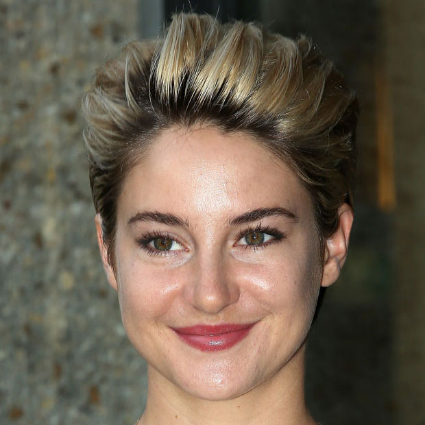 SHAILENE WOODLEY AT PARIS FASHION WEEK