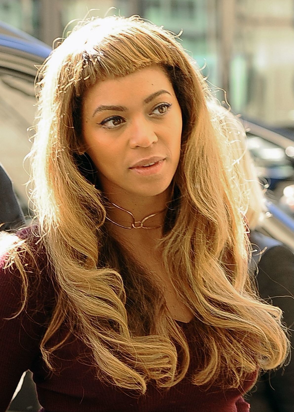 Beyonce Has Her First Bad Hair Day In Like Ever Thefashionspot