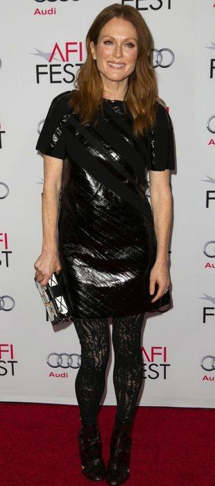Julianne Moore in Louis Vuitton at AFI Fest
