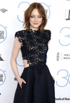 Emma Stone's 20 Best Red Carpet Moments