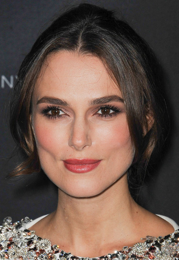 Get Keira Knightley's Sophisticated Nighttime Beauty Look
