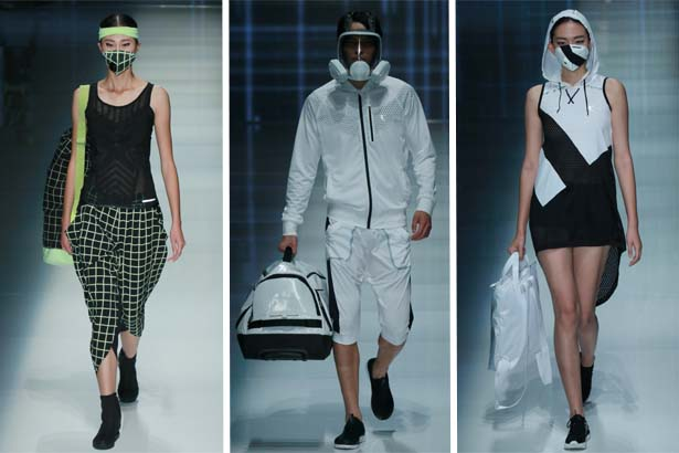 China Fashion Week's Must-Have Accessory