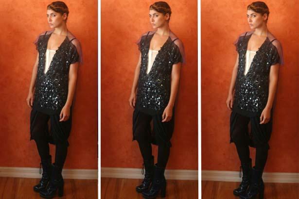 Topshop Stylist Fay Leshner