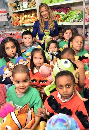 JCPenney Just Got Jingled With Charlotte Ronson and The Boys & Girls Club; Image: Getty