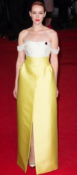 Jena Malone in Emilia Wicksteas at The Hunger Games: Mockingjay - Part I