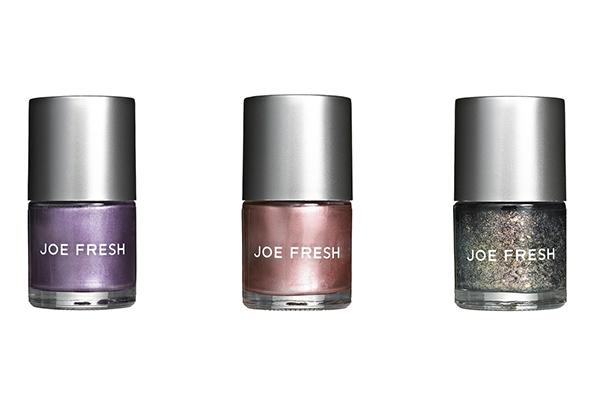 Joe Fresh Holiday 2014 Nail Polish