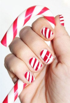 Holiday Nail Art Inspiration to Get You in the Spirit