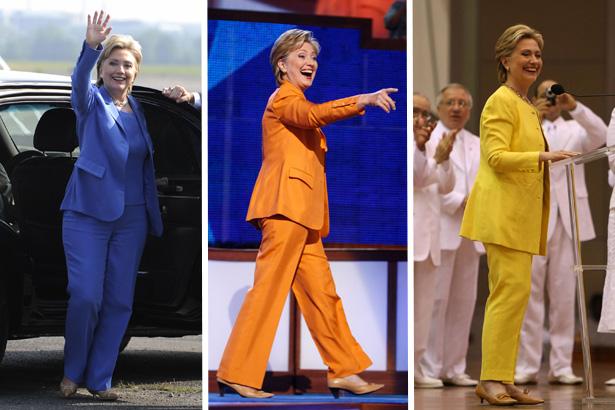 Hillary Clinton; Image: Getty