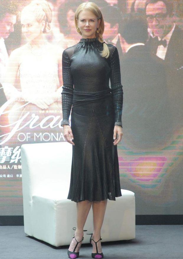 Fashion week Its nicole vu for deja kidman for woman