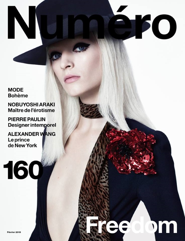 Numéro #160 February 2015 Daria Strokous