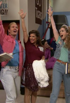 Best #TBT Ever: Saved by the Bell Returns for 8 Glorious Minutes with Jimmy Fallon
